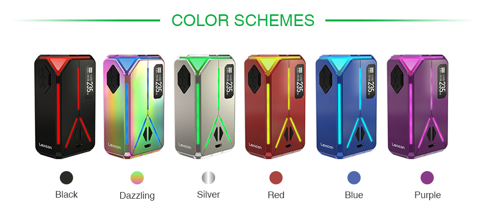 Eleaf Lexicon 235W TC Box MOD