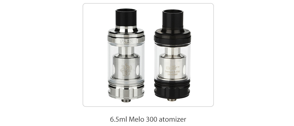 Eleaf Melo 300 Replacement Glass Tube - 6.5ml