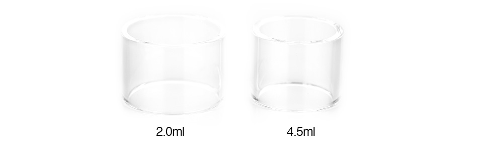 Eleaf Melo 4 Replacement Glass Tube 2ml/4.5ml
