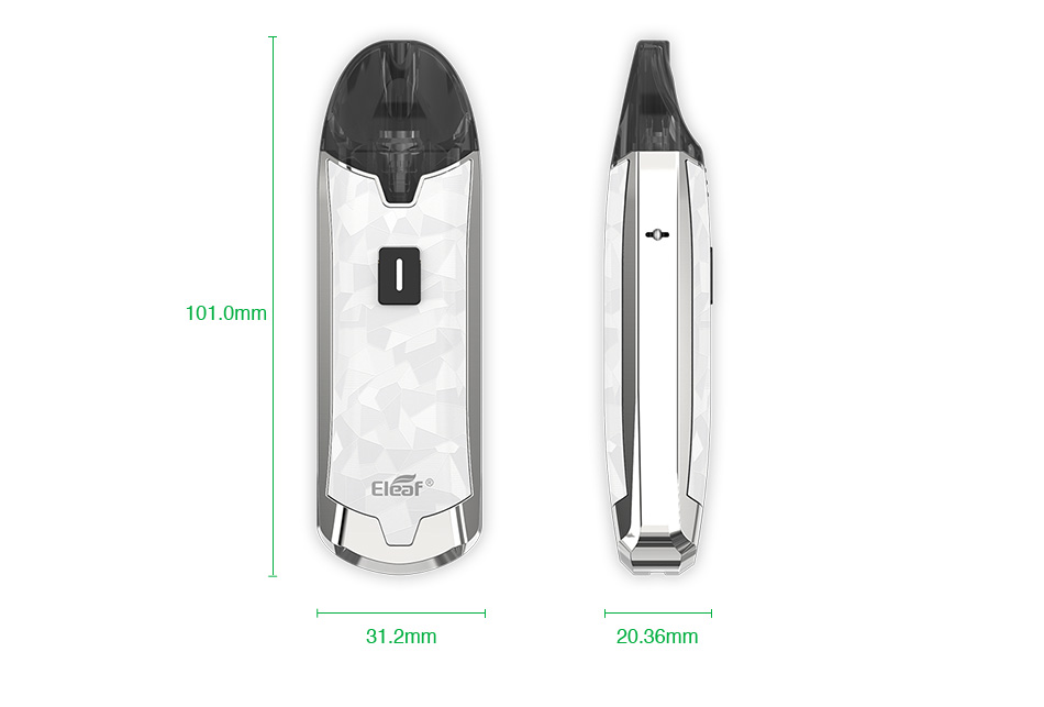 Eleaf Tance Max Pod Kit 1100mAh 2ml / 4ml
