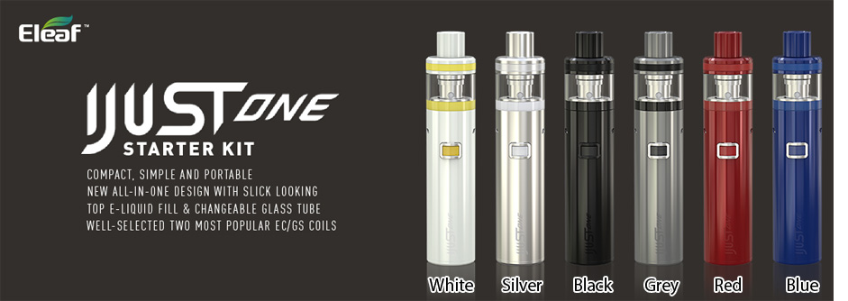 Eleaf iJust ONE Starter Kit - 1100mAh