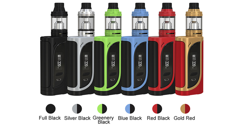 Eleaf iKonn 220 dengan Ello Kit W / O Battery