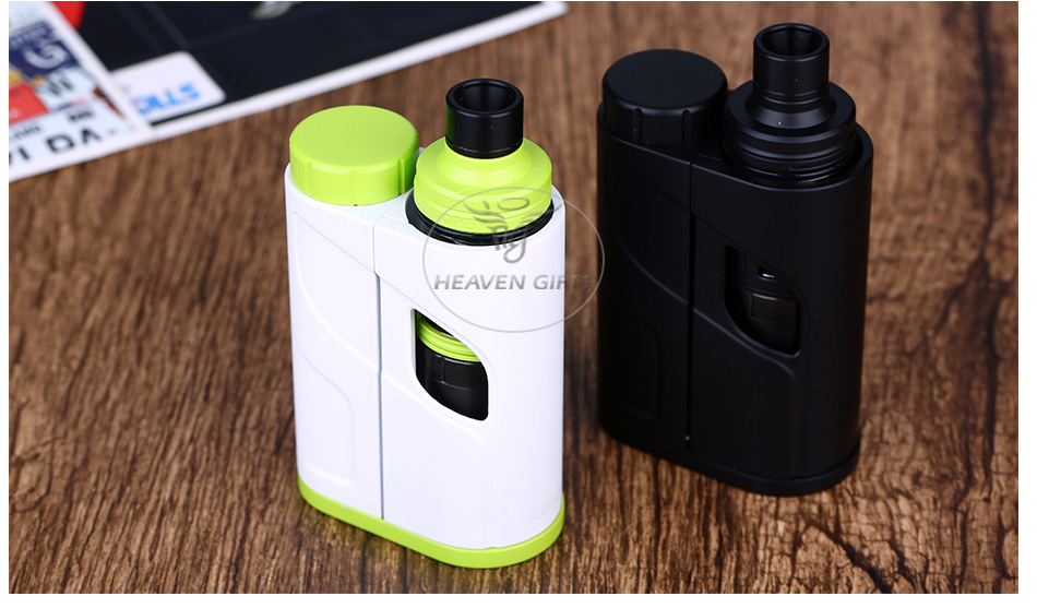 Eleaf iKonn Total with Ello Mini Full Kit W/O Battery - 2ml