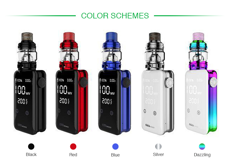 Eleaf iStick Nowos 80W TC Kit with ELLO Duro 4400mAh