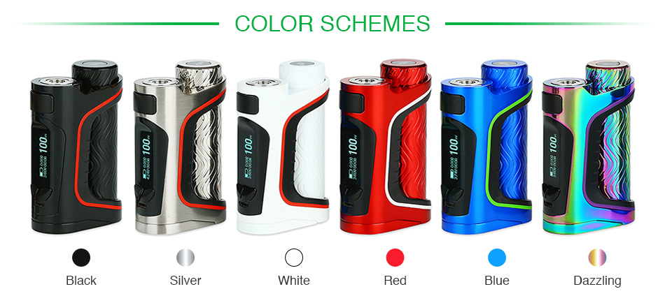 Eleaf iStick Pico S 21700 100W TC Box MOD