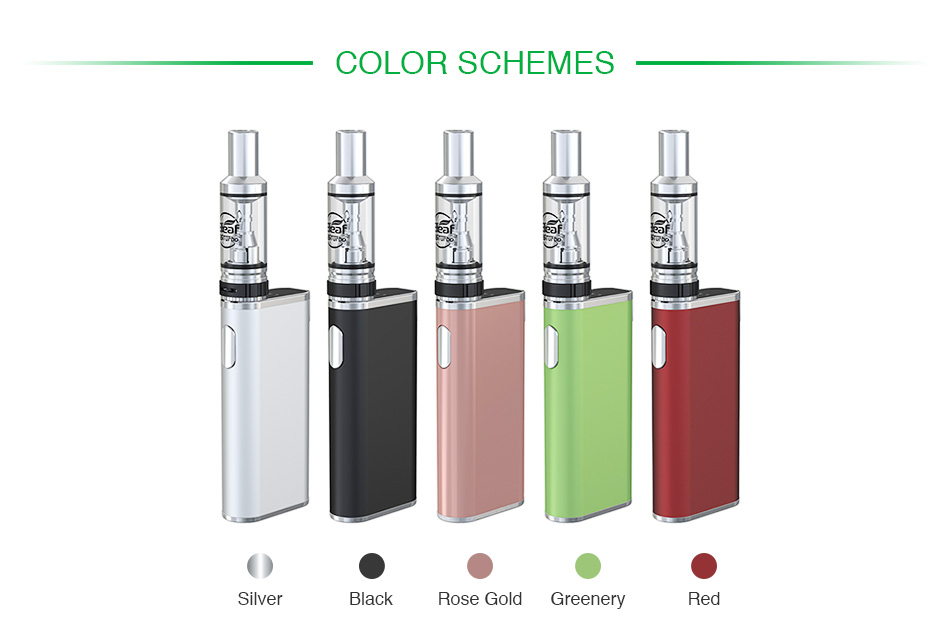 Eleaf iStick Trim Kit with GSTurbo 1800mAh