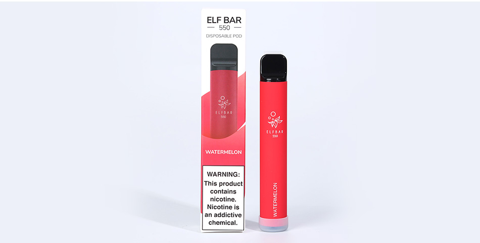 Elf Bar 550 Disposable Pod Device 550mAh