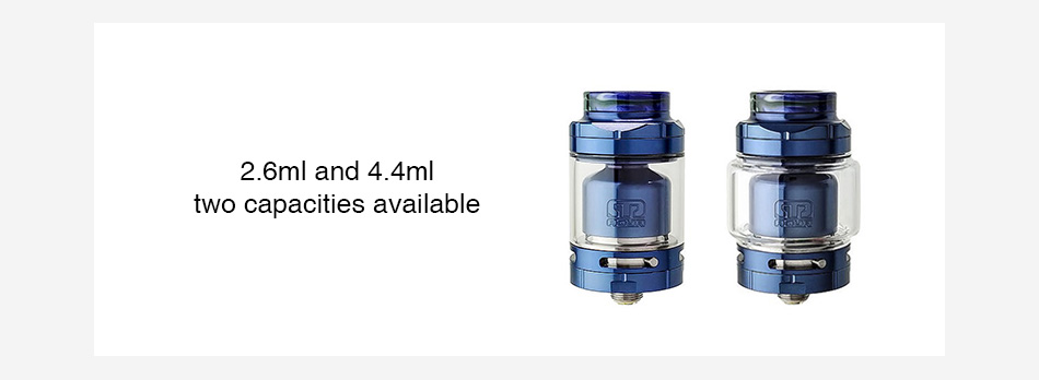 Footoon Aqua Master RTA 2.6ml