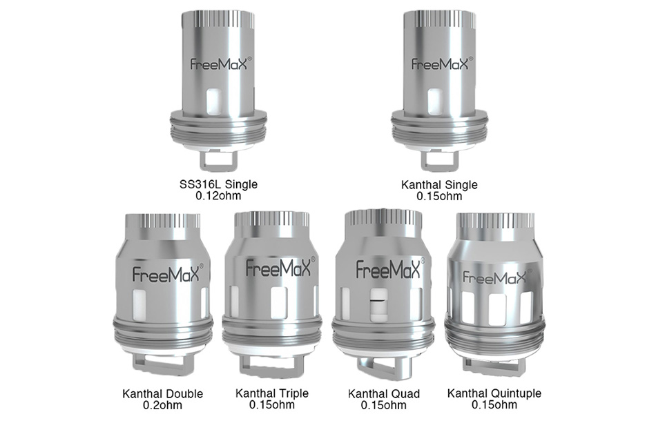 Freemax Mesh Pro Replacement Coil 3pcs