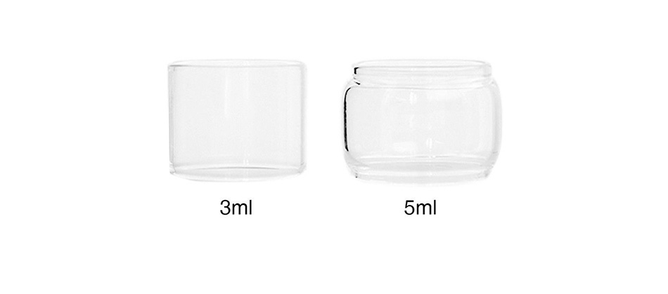 Freemax Twister Replacement Glass Tube 3ml/5ml