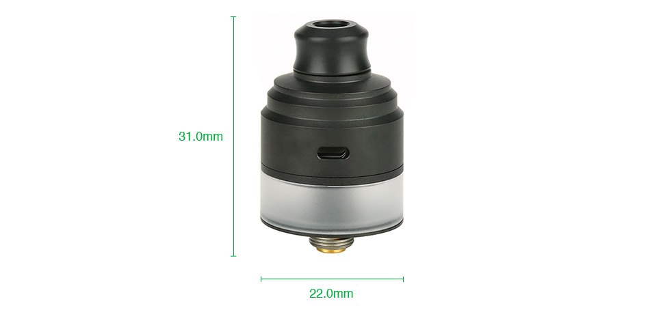 GAS MODS Hall RDTA 2ml