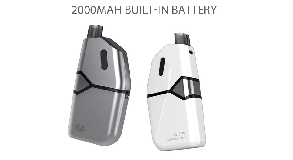 GQ Blue Beast Kit - 2000mAh