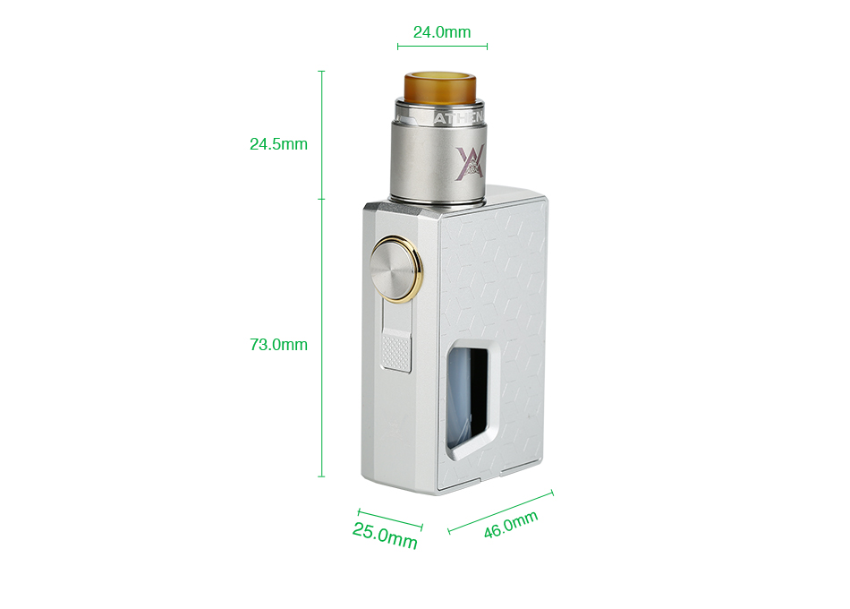 GeekVape Athena Squonk Kit with BF RDA