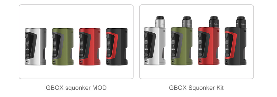 GeekVape GBOX Flask Liquid Dispenser 8ml