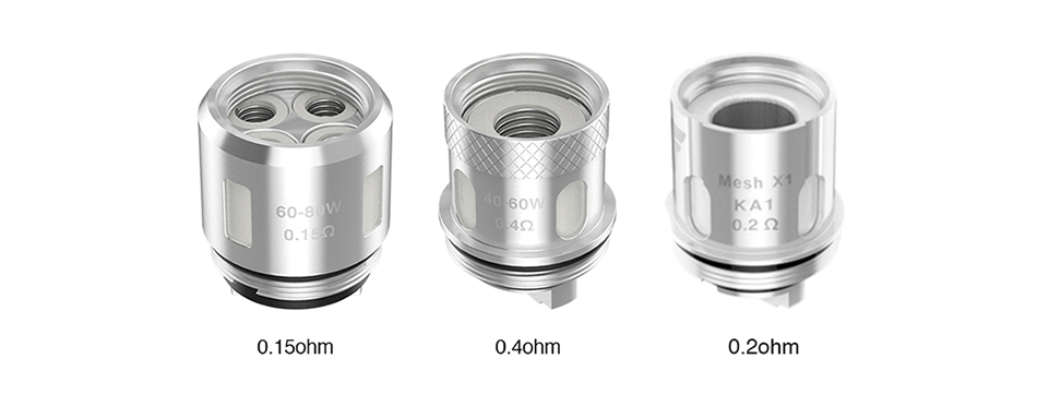 GeekVape Replacement Coil for Shield/Aero 5pcs