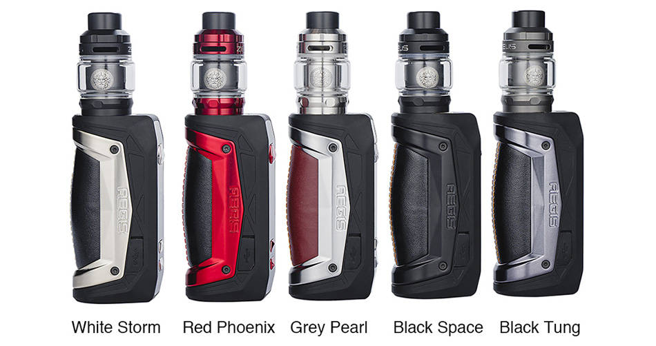 Geekvape Aegis Max 100W 21700 Kit with Zeus