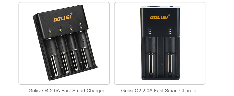 Golisi G30 IMR 18650 3000mAh High-drain Battery - 40A