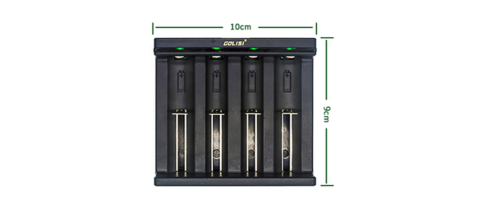 Golisi Needle 4 Smart USB Charger