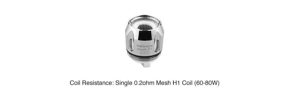 Hellvape Hellbeast Replacement Mesh Coil 5pcs