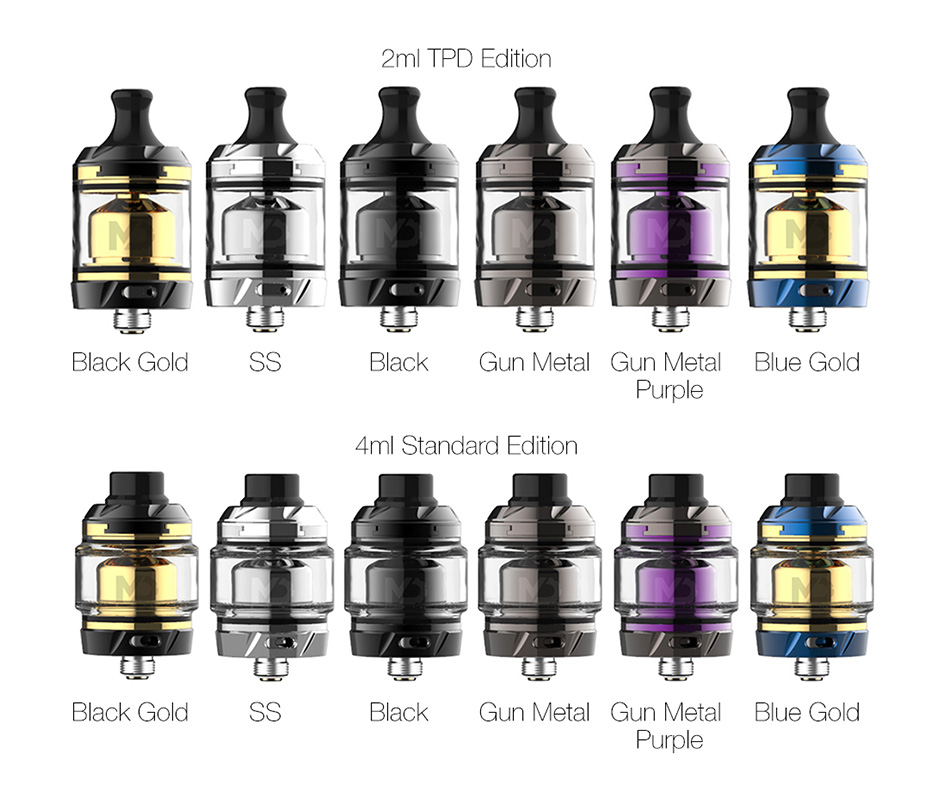 Hellvape MD RTA 2ml