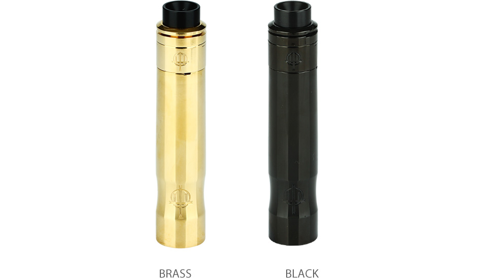 Hellvape Trishul MECH MOD Kit W/O Battery