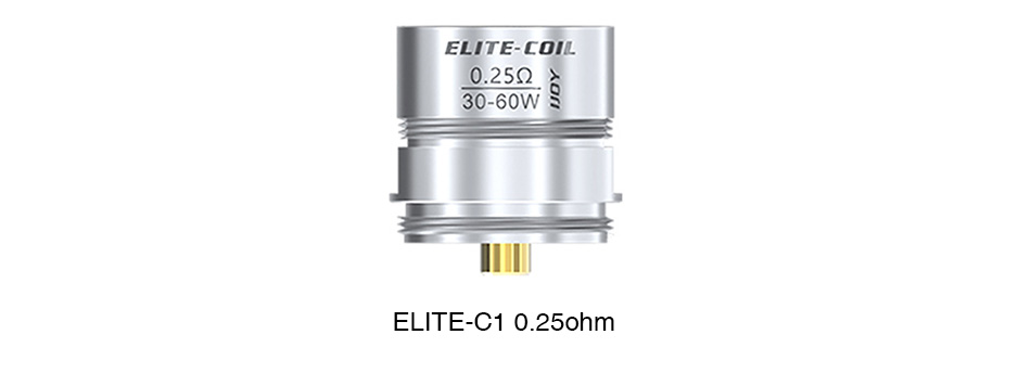 IJOY Captain ELITE Replacement Coil 3pcs