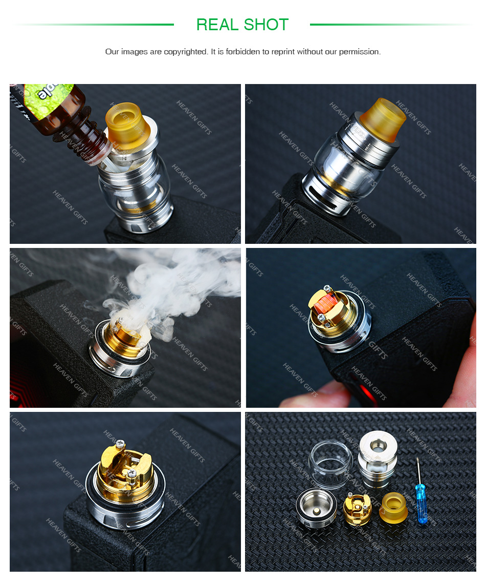 IJOY Captain Elite RTA 2ml 3ml