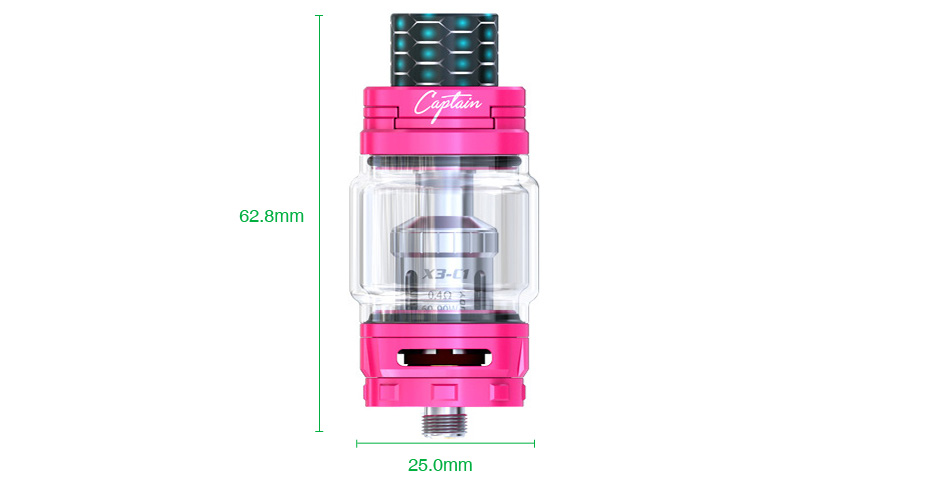 IJOY Captain X3 Subohm Tank 8ml