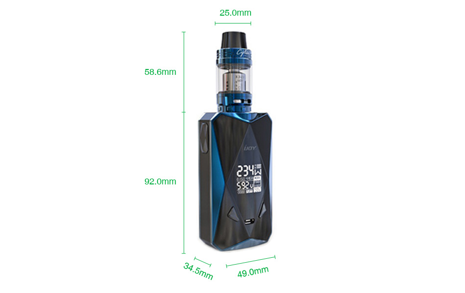Fuchai GLO 230W TC Kit