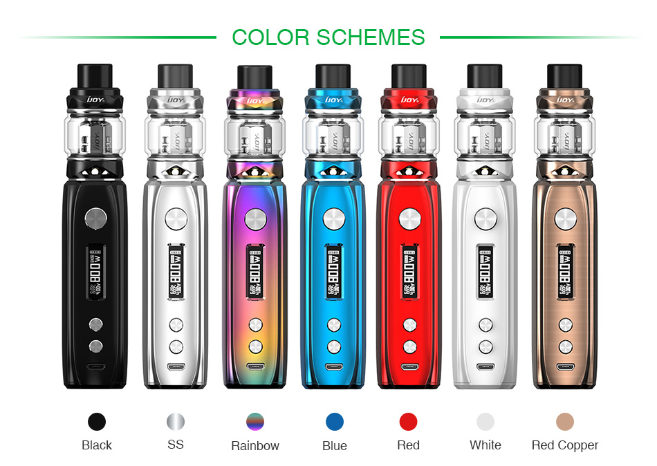 Kit IJOY Katana 81W TC 3000mAh