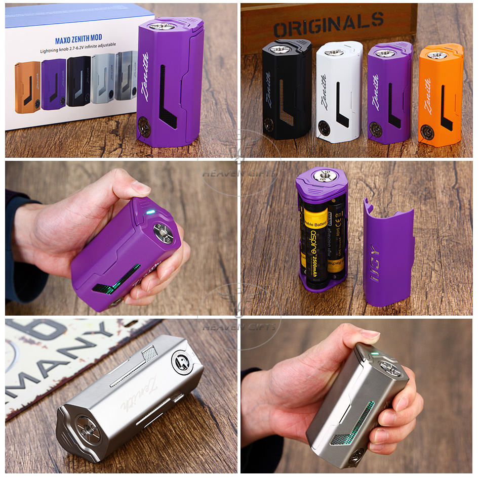 IJOY MAXO Zenith VV Box MOD W/O Battery