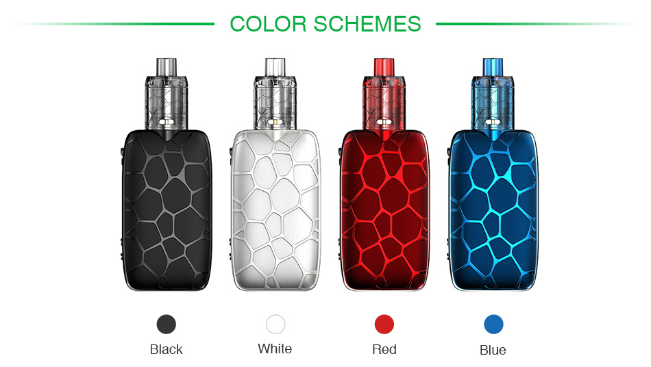 IJOY Mystique 162W TC Kit with Mystique Mesh Tank