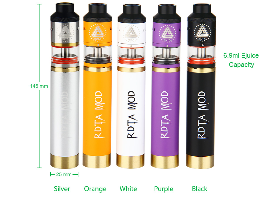 IJOY RDTA MOD Full Kit W/O Battery