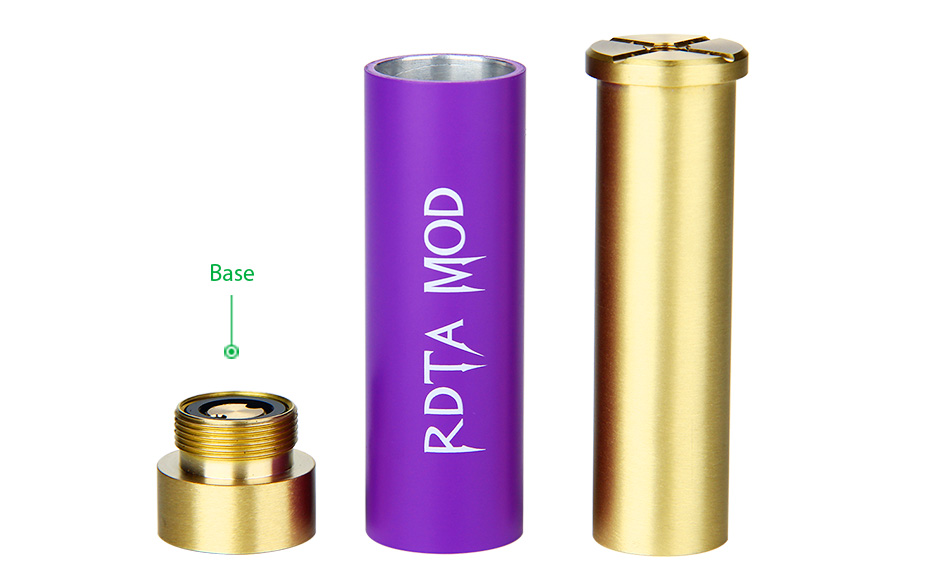 IJOY RDTA MOD Full Kit W / O Battery