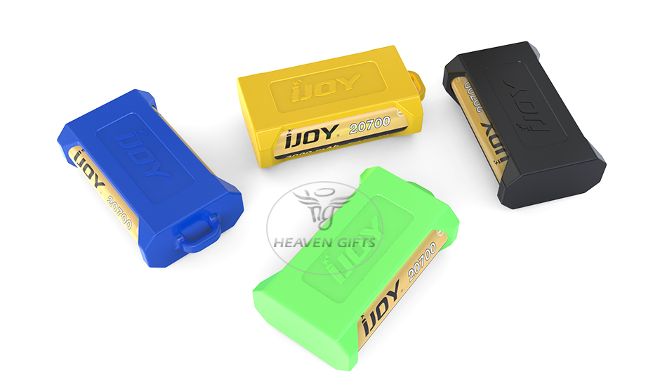 IJOY Silicone Case for Dual 20700 Batteries