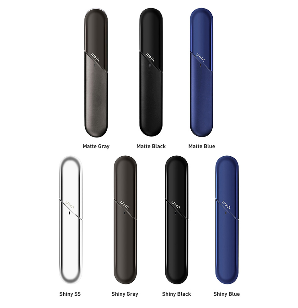 IPHA Swis Stainless Steel Pod Kit 300mAh