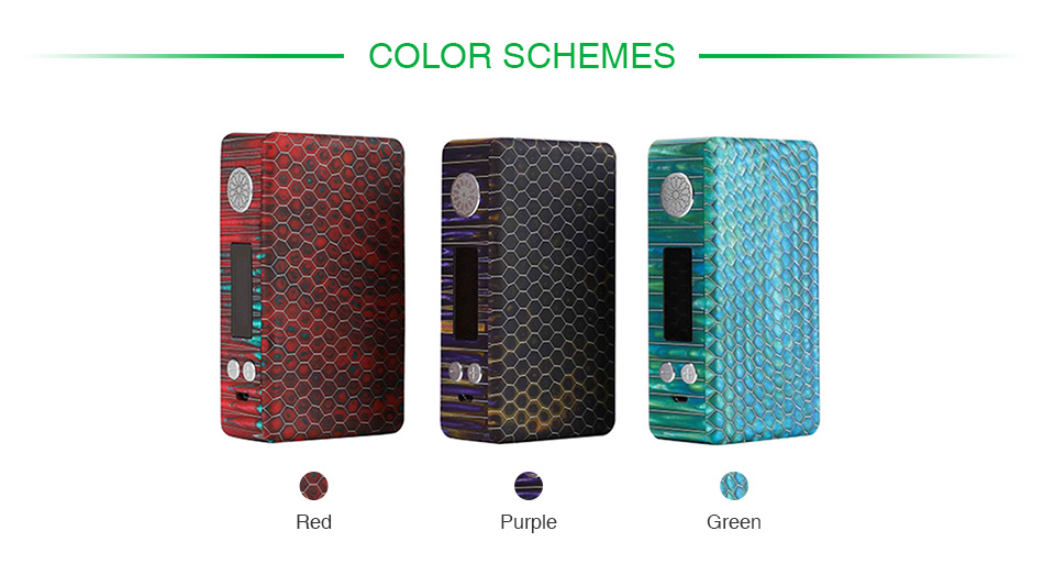 Innokin BigBox Atlas 200W TC Resin Box MOD