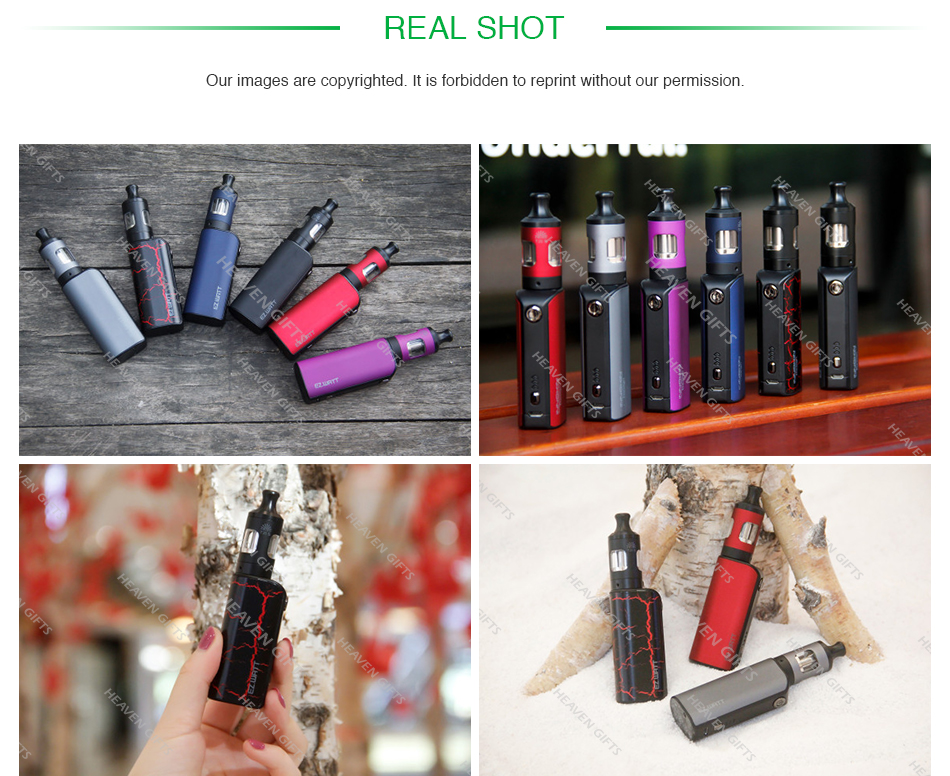 Innokin EZ.WATT VW Kit - 1500mAh