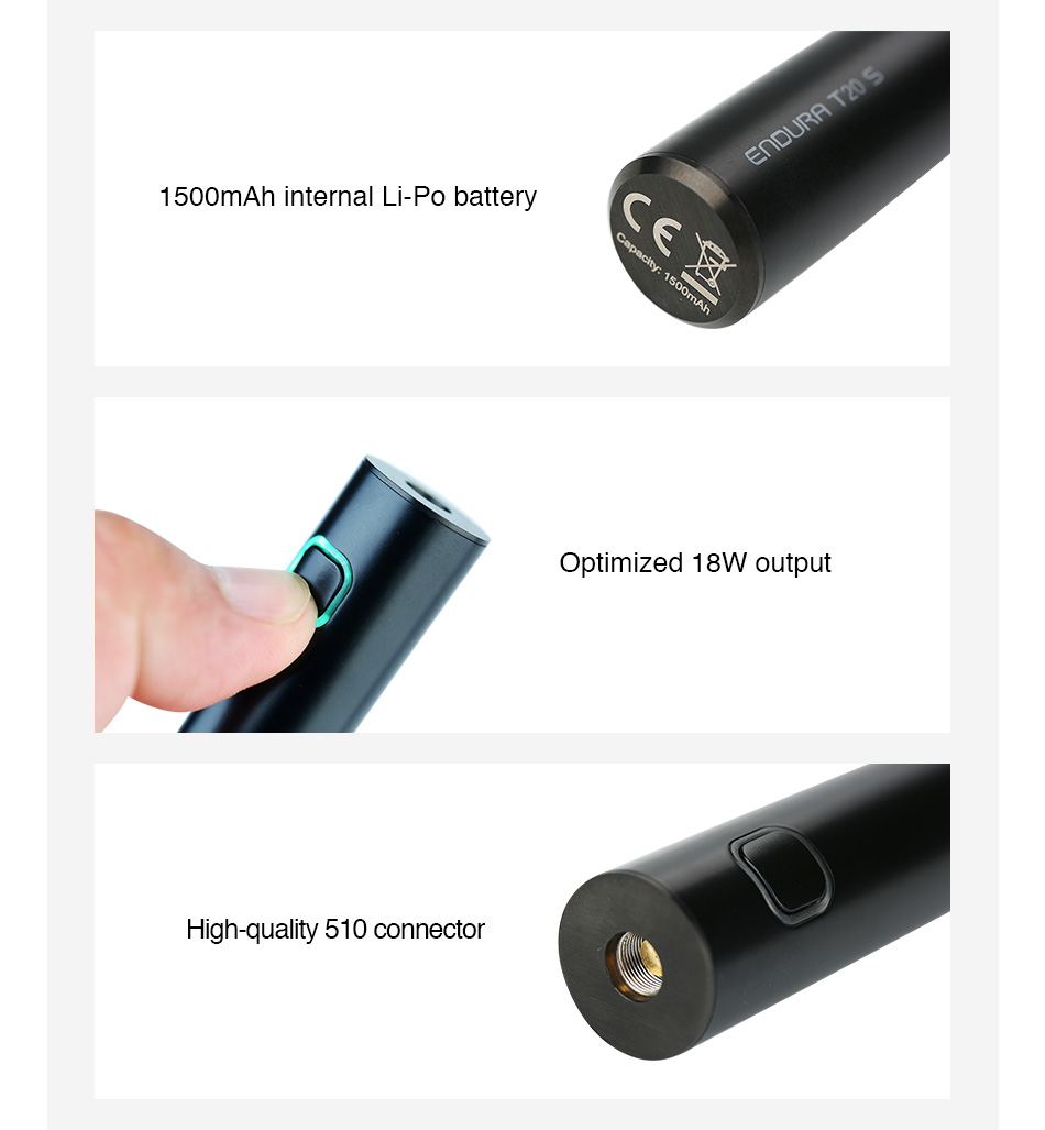 Innokin Endura T20S Battery 1500mAh
