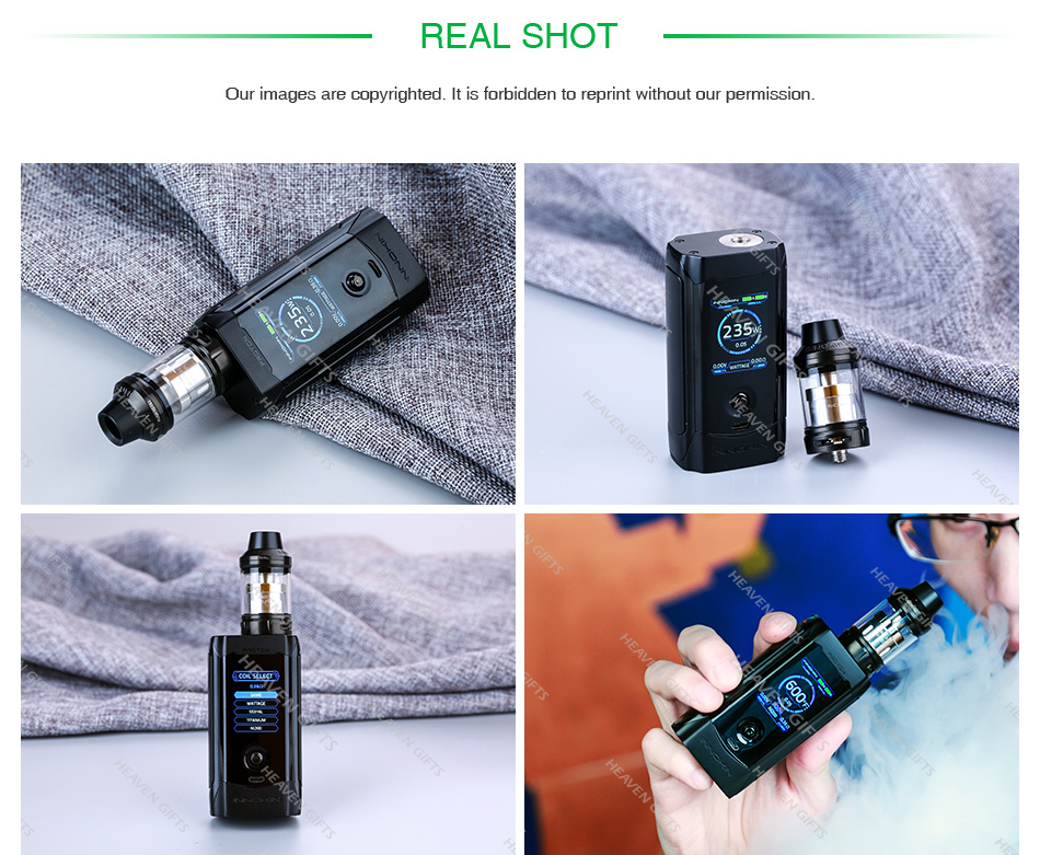 Innokin Proton Scion 2 235W TC Kit