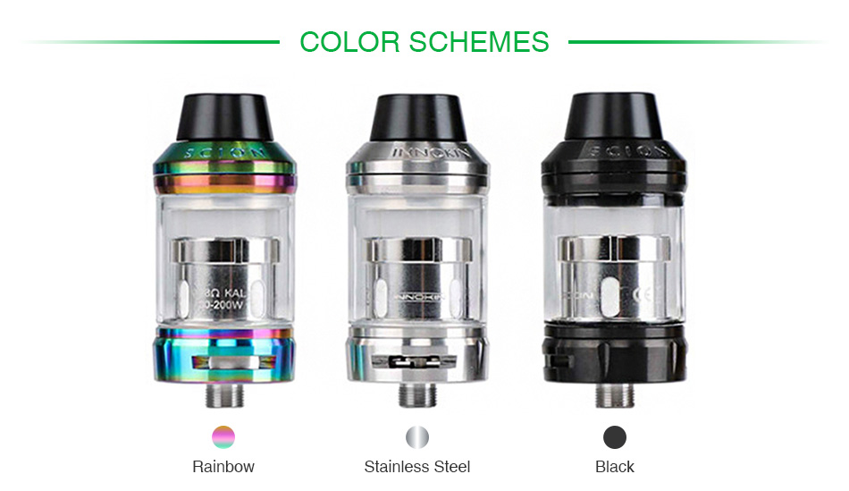 Innokin Scion 2 Subohm Tank 3.5ml