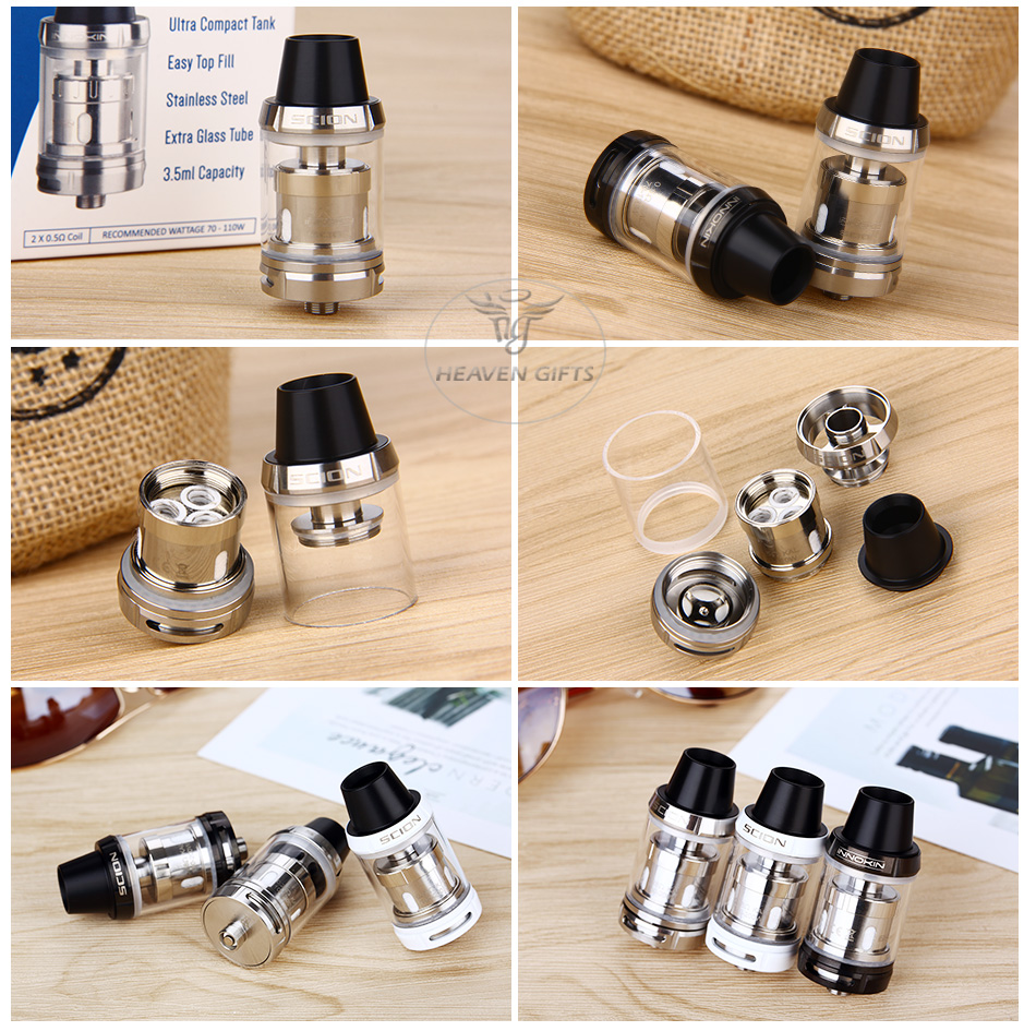 Innokin Scion Sub Ohm Tank - 3.5ml