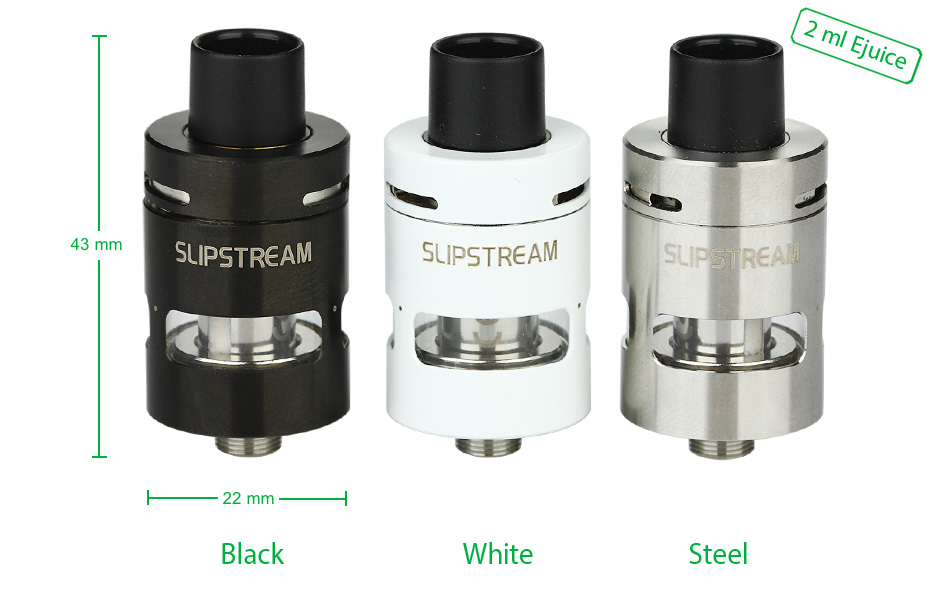 Innokin SlipStream RDA Pengabut - 2ml