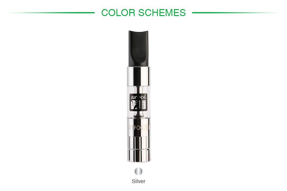 JUSTFOG C14 Clearomizer 1.8ml