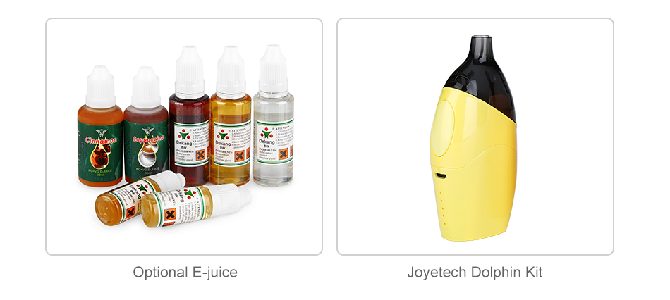 Joyetech Atopack Dolphin Cartridge 2ml/6ml