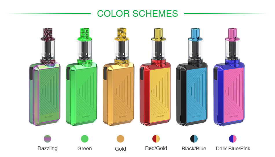 Joyetech Batpack Kit with ECO D16 4000mAh