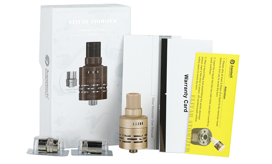 Joyetech Elitar Pipe Atomizer Kit - 2ml