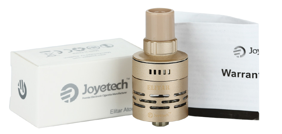 Joyetech Elitar Pipe Atomizer With Mouthpiece - 2ml