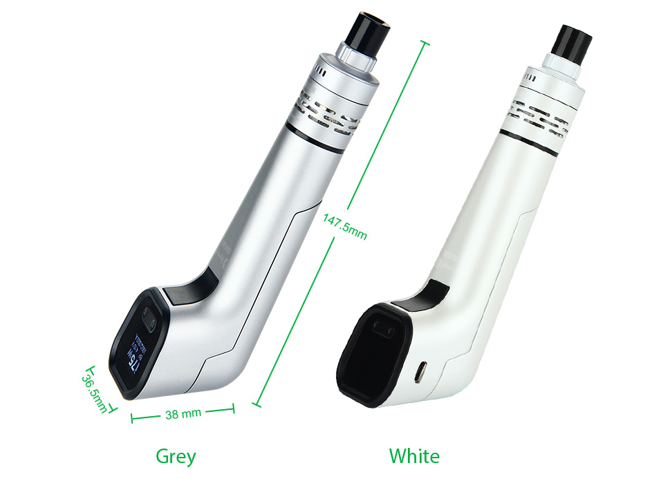 Joyetech Elitar Pipe TC Starter Kit W / O Battery