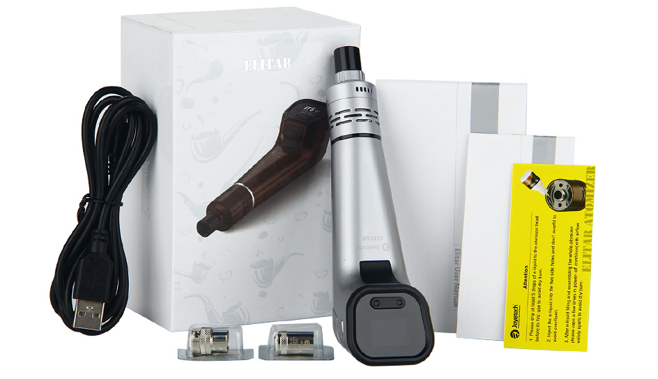 Joyetech Elitar Pipe TC Starter Kit W/O Battery
